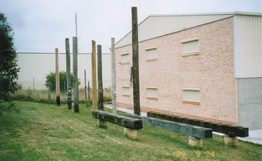 Timber Poles & Structures